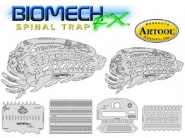 Трафарет BIOMECH FX SPINAL TRAP (FH BMFX 2)